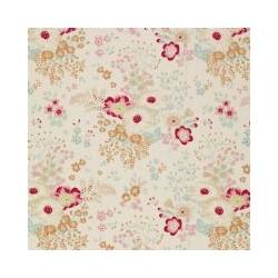 Lucille Linen - coupon 50x55cm - tissu Tilda