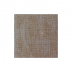 Lin Zweigart Belfast 12,6 fils/cm largeur 140cm - sable marbré