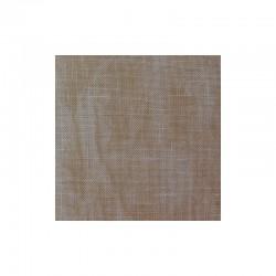 Lin Zweigart Belfast 12,6fils/cm - largeur 140cm - sable marbré