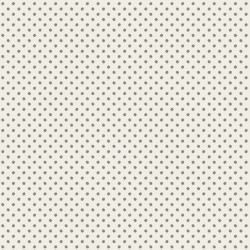Tiny Dots Grey - coupon 50x55cm - tissu Tilda