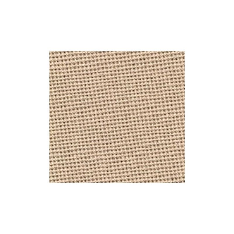 Toile Murano Zweigart 12,6fils/cm - largeur 140cm - lin