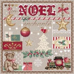 Un Noël enchanté - Madame la fée