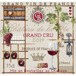 Vin de France - Madame la fée