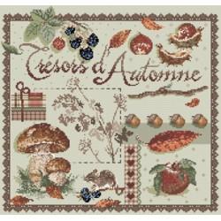 Trésors d'automne - Madame la fée