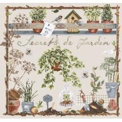 Secrets de jardin - Madame la fée