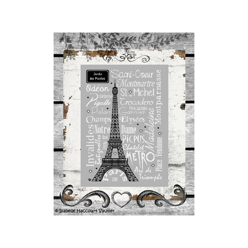 Paris ! - Isabelle Haccourt Vautier