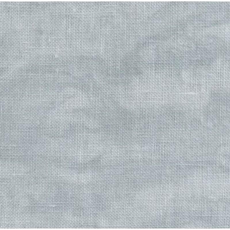 Lin Zweigart Belfast 12,6fils/cm - largeur 140cm - gris marbré