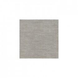 Lin Zweigart Dublin 10,0 fils/cm - 35x45cm - gris
