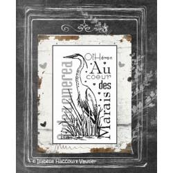 Au coeur des marais - Isabelle Haccourt Vautier