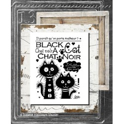 Black Cat - Isabelle Haccourt Vautier