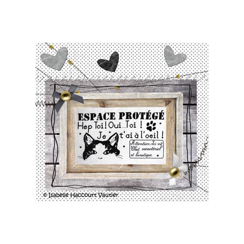 Espace protégé - Isabelle Haccourt Vautier