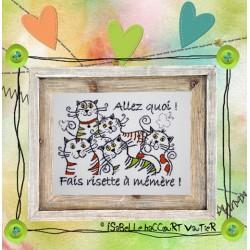 Risette à Mémère ! - Isabelle Haccourt Vautier
