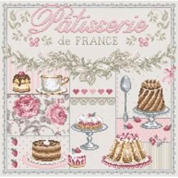 Pâtisserie de France - Madame la fée