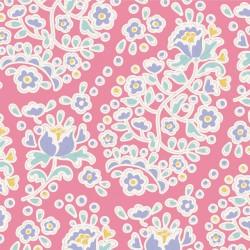 Charlene Rose - coupon 50x55cm - tissu Tilda