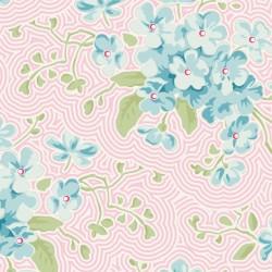 Primrose Pink - coupon 50x110cm - tissu Tilda