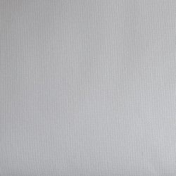 Toile Lugana Zweigart 10fils/cm 50x70cm blanc