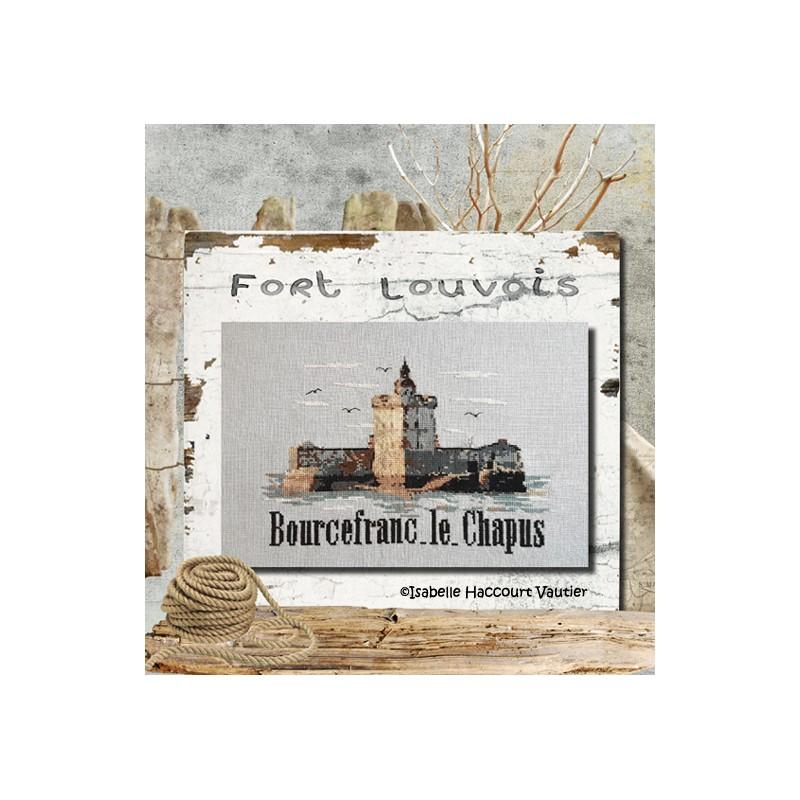 Fort Louvois - Isabelle Haccourt Vautier