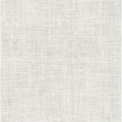 Lin Zweigart Newcastle 16fils/cm - largeur 140cm - blanc cassé