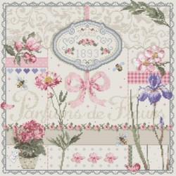 Parfums de fleurs - Madame la fée