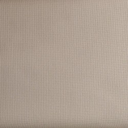 Toile Lugana Zweigart 10fils/cm - 50x70cm - ficelle