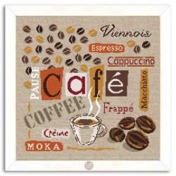 Le café - Lilipoints