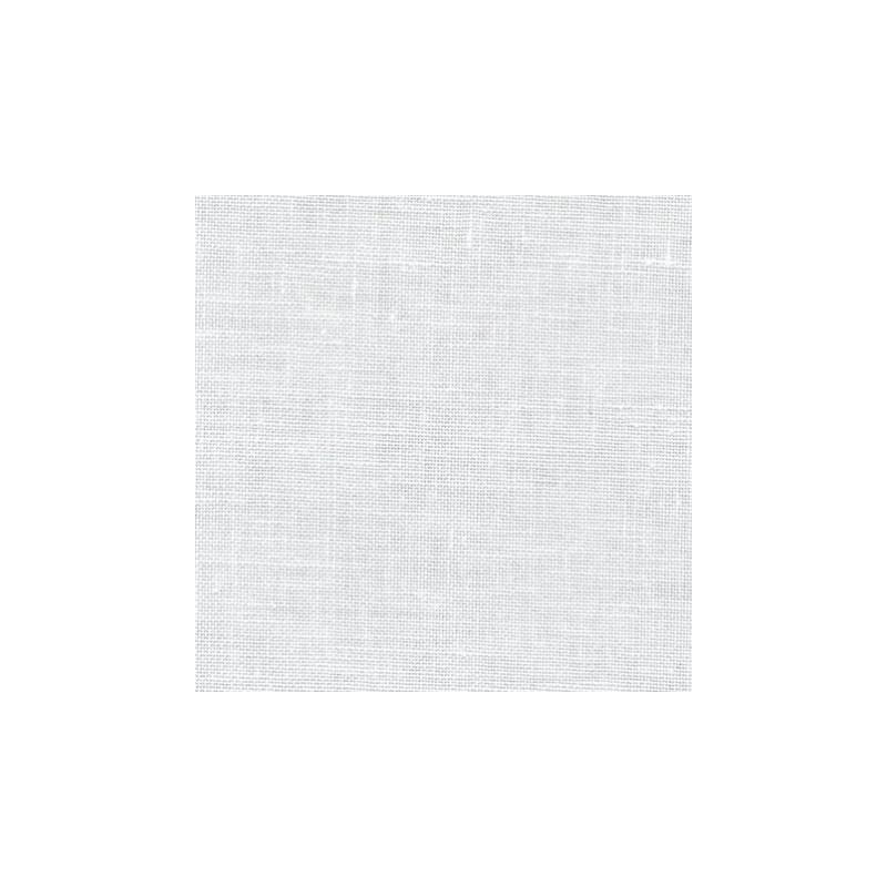 Lin Zweigart Bristol 18,0 fils/cm - largeur 150cm - blanc