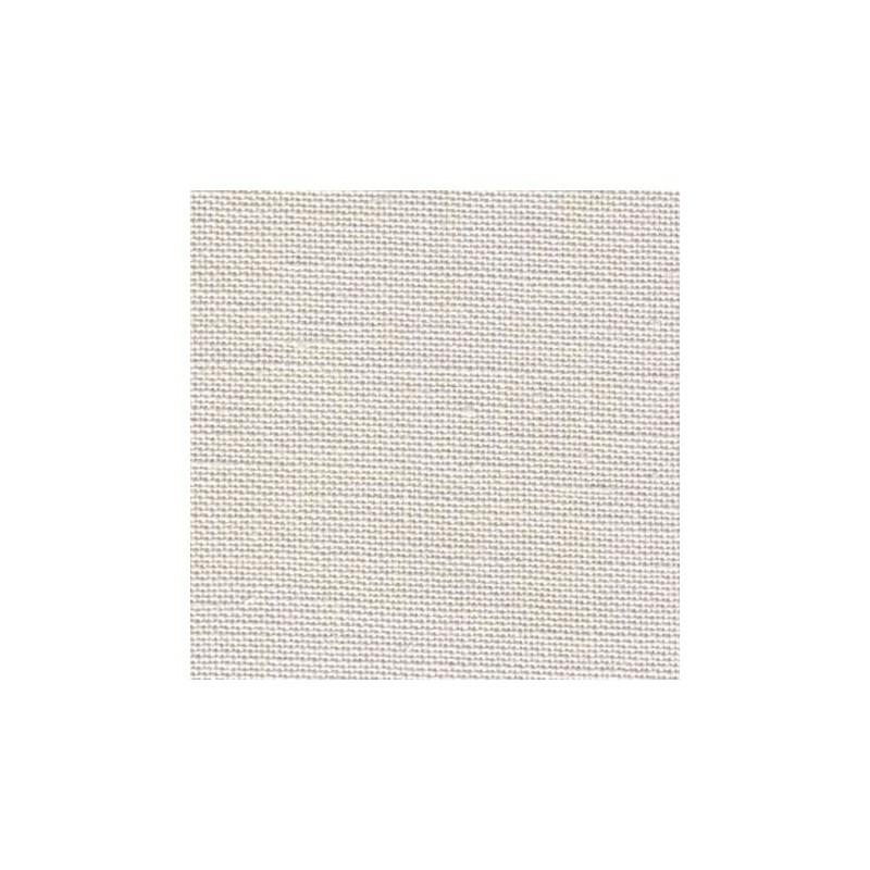 Lin Zweigart Belfast 12,6fils/cm - 50x70cm - gris perle