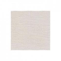 Lin Zweigart Belfast 12,6fils/cm - largeur 140cm - gris perle