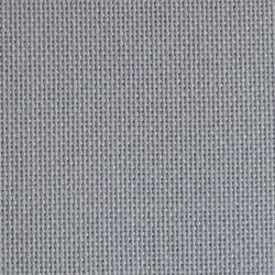Toile Lugana Zweigart 10fils/cm 35x45cm gris