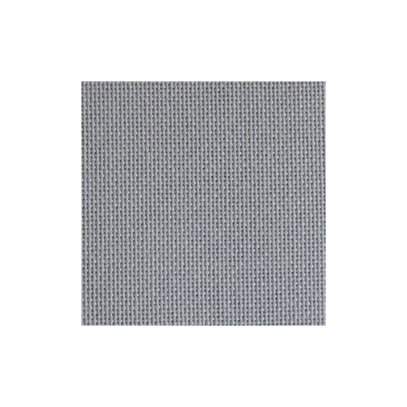 Toile Lugana Zweigart 10fils/cm - 35x45cm - gris