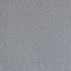 Toile Lugana Zweigart 10fils/cm 50x70cm gris