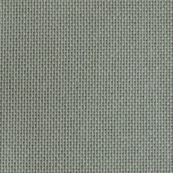 Toile Lugana Zweigart 10fils/cm - 50x70cm - vert d'eau