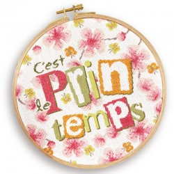 Le printemps - Lilipoints - pack complet