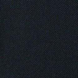Toile Lugana Zweigart 10fils/cm - 50x70cm - noir