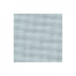 Toile Aïda Zweigart 8fils/cm - largeur 110cm - gris vert