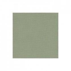 Toile Aïda Zweigart 8pts/cm - largeur 110cm - vert olive