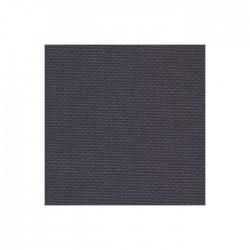 Toile Aïda Zweigart 8fils/cm - largeur 110cm - gris anthracite