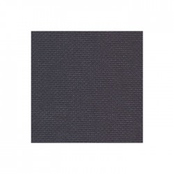 Toile Aïda Zweigart 8fils/cm - 35x45cm - gris anthracite