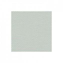 Aïda Zweigart 8pts/cm - 50x55cm - gris vert clair