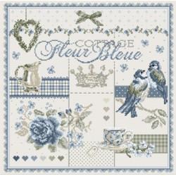 Fleur bleue - Madame la fée