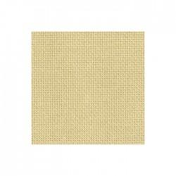 Toile Aïda Zweigart 7pts/cm - largeur 110cm - beige