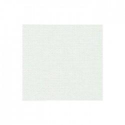 Toile Aïda Zweigart 7pts/cm - largeur 110cm - gris vert clair