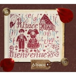Bienvenue Alsace - Isabelle Haccourt Vautier