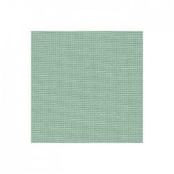 Aïda Zweigart 7,0pts/cm - 35x45cm - vert amande