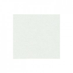 Toile Aïda Zweigart 7fils/cm - 50x55cm - gris vert clair