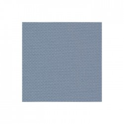 Aïda Zweigart 7pts/cm - 50x55cm - bleu jean