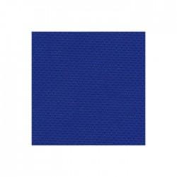 Toile Aïda Zweigart 5,4fils/cm - largeur 110cm - bleu roi