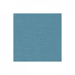 Toile Aïda Zweigart 5,4fils/cm - largeur 110cm - gris vert foncé
