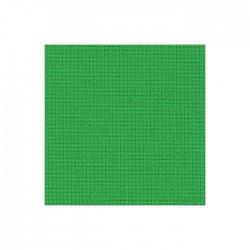 Aïda Zweigart 5,4pts/cm - largeur 110cm - vert noël