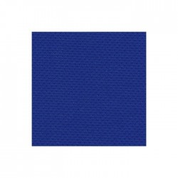 Aïda Zweigart 5,4pts/cm - 35x45cm - bleu roi
